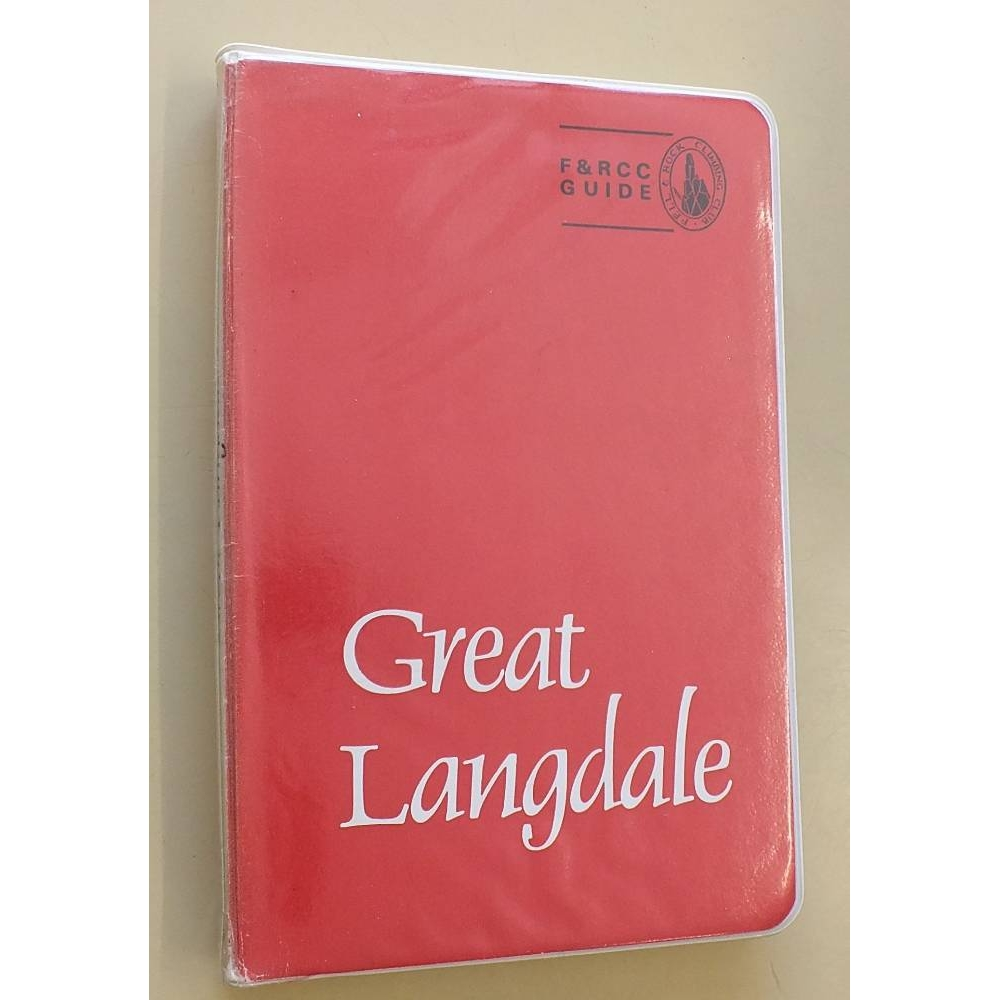 Preview of the first image of F&RCC Guide: Great Langdale.