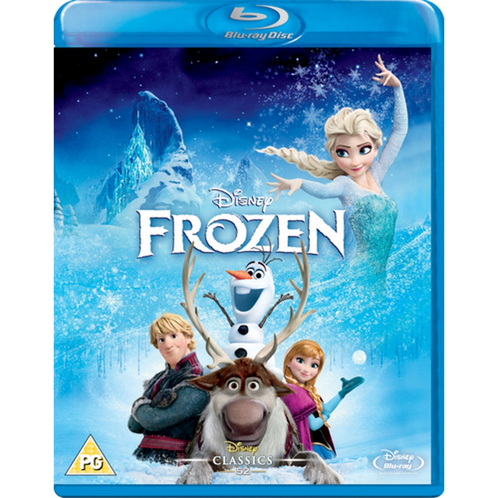 Preview of the first image of Frozen.