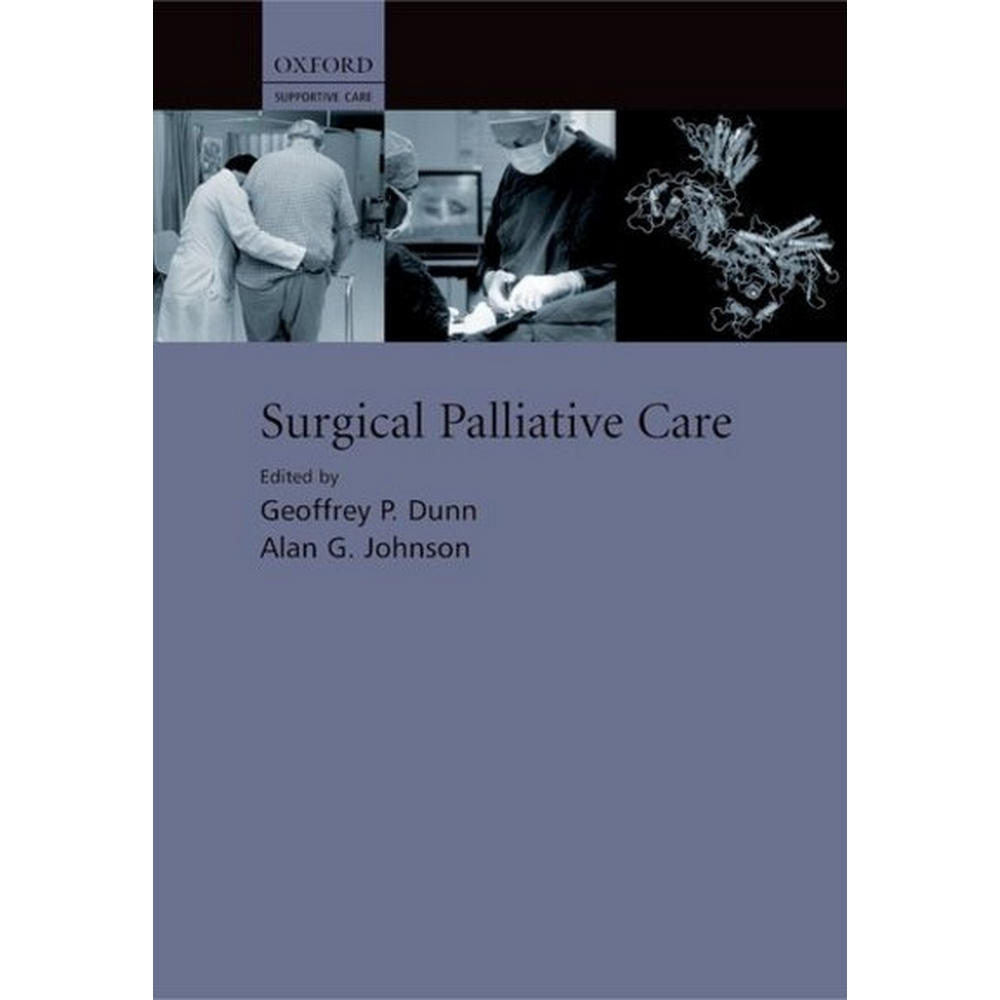 Preview of the first image of Surgical Palliative Care.