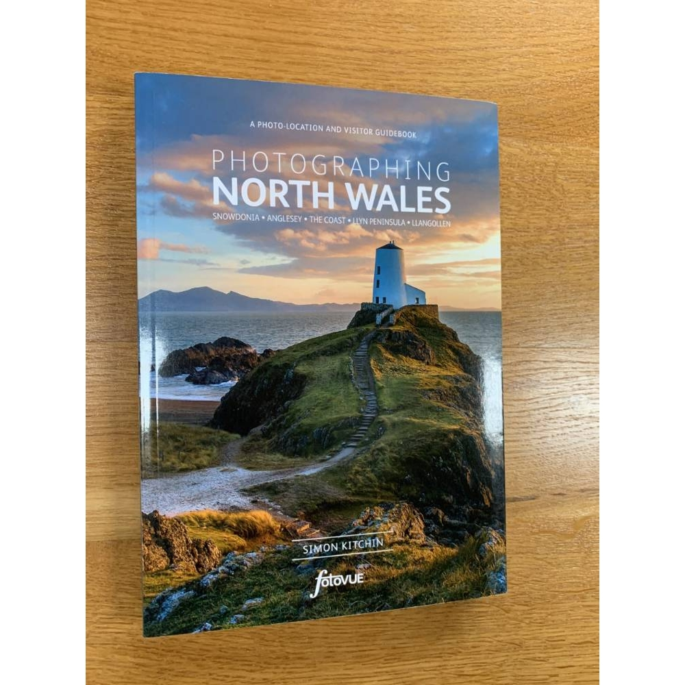 Preview of the first image of Photographing North Wales - beautiful photographs with tips and hints at how to achieve them.