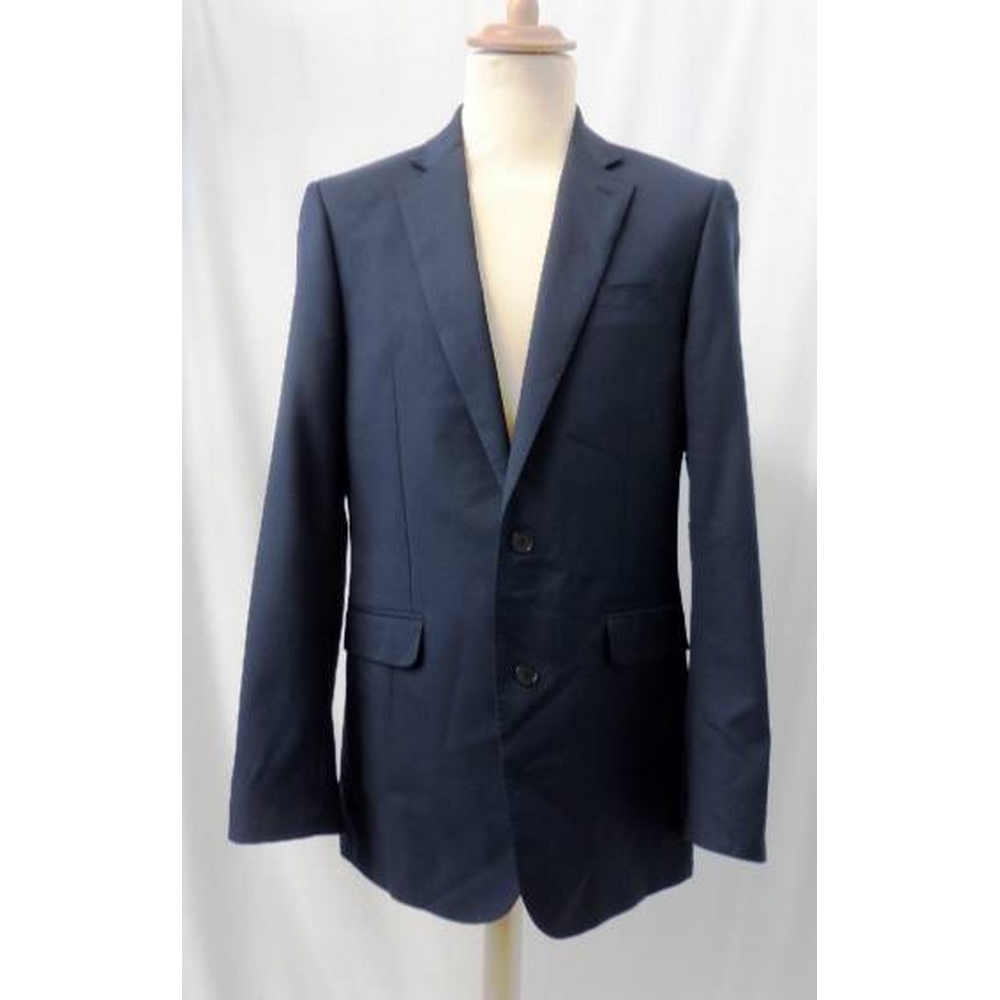 Preview of the first image of Cerruti 1881 Jacket Navy Size: M.