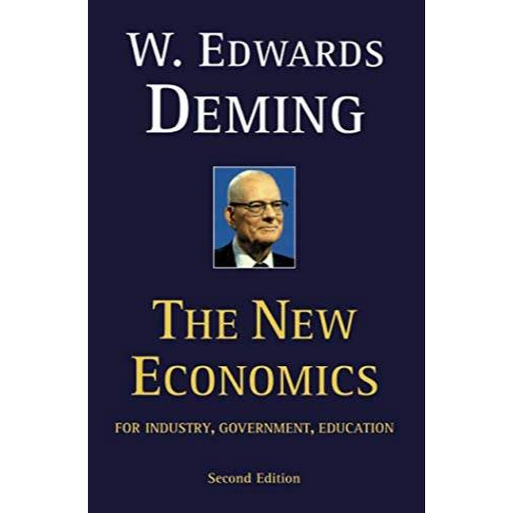 Preview of the first image of The New Economics for Industry, Government, Education.