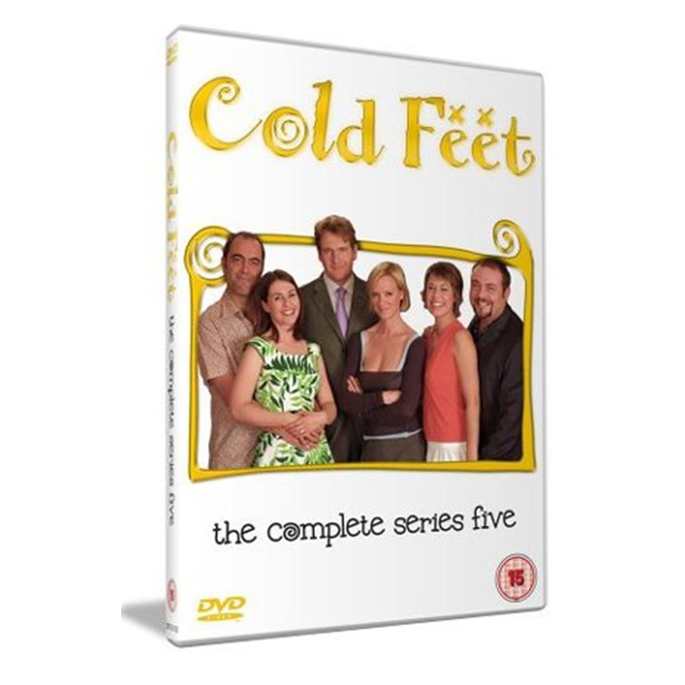 Preview of the first image of COLD FEET THE COMPLETE FIFTH SERIES 15.