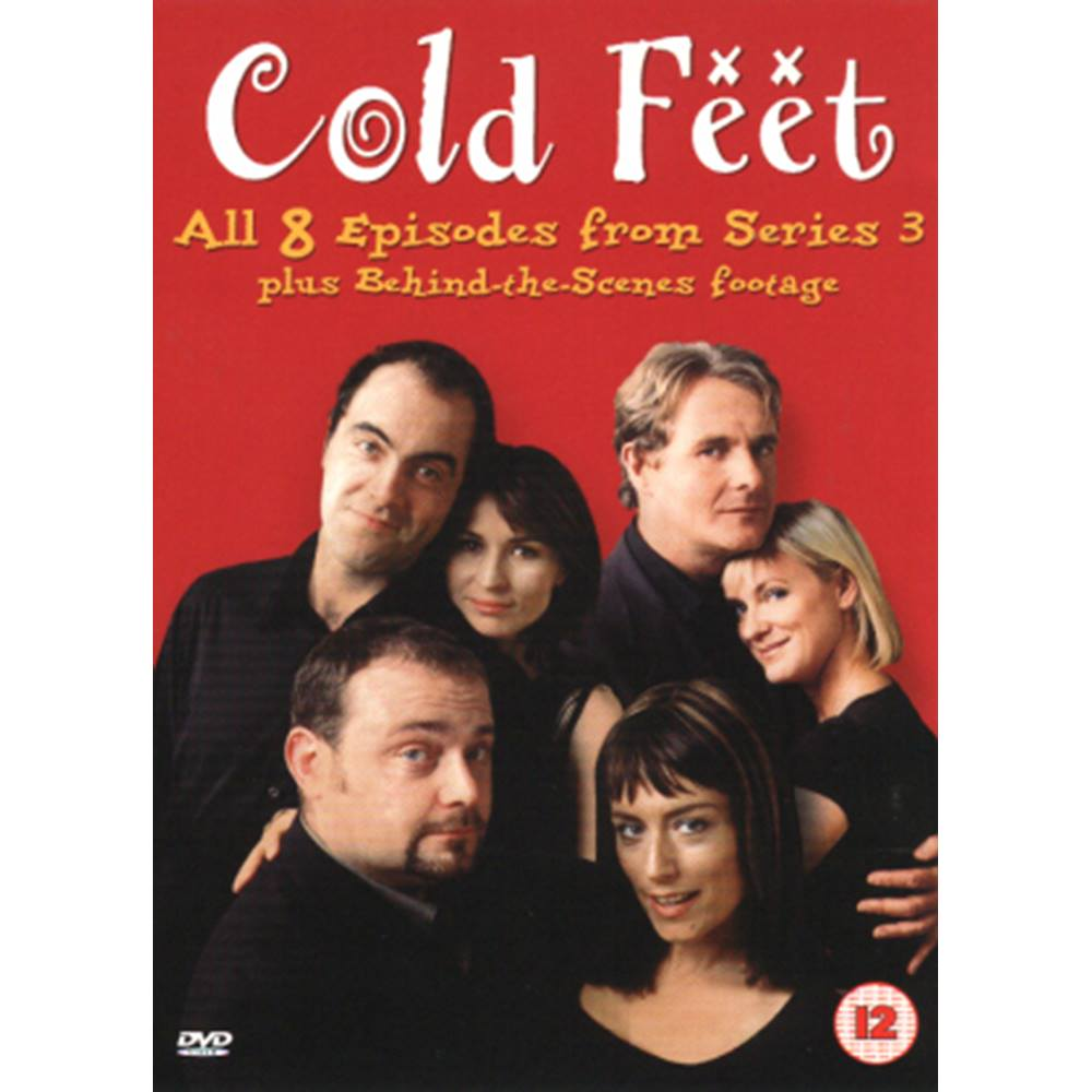 Preview of the first image of COLD FEET THE COMPLETE THIRD SERIES 12.