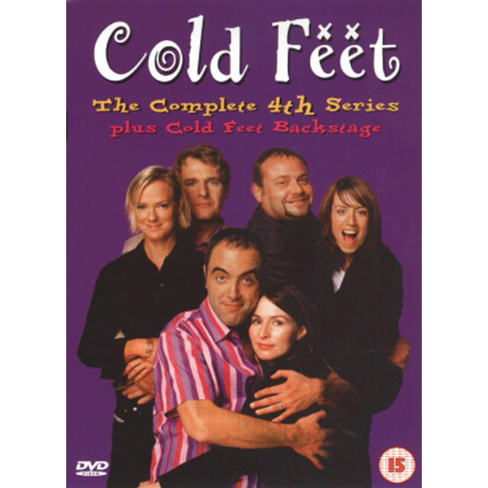 Preview of the first image of COLD FEET THE COMPLETE FOURTH SERIES 15.