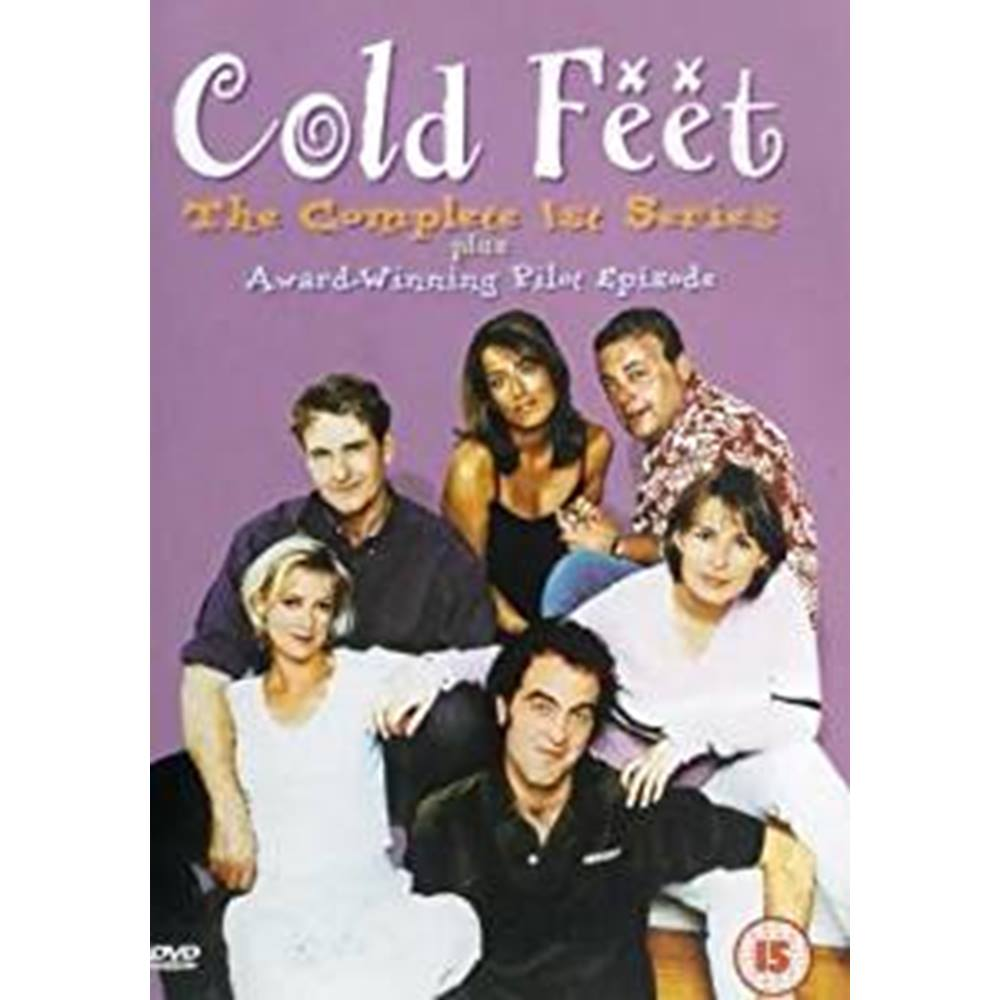 Preview of the first image of COLD FEET THE COMPLETE FIRST SERIES PLUS AWARD-WINNING PILOT 15.