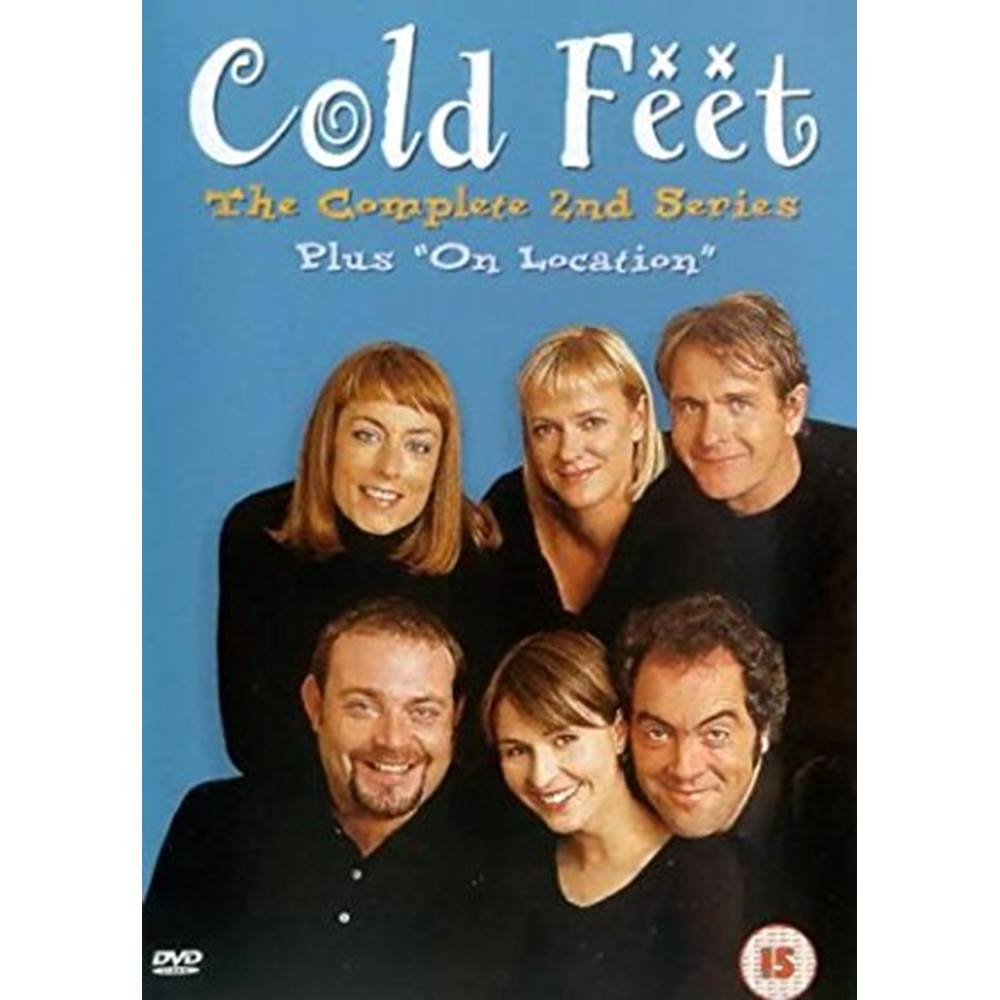 Preview of the first image of COLD FEET THE COMPLETE SECOND SERIES 15.