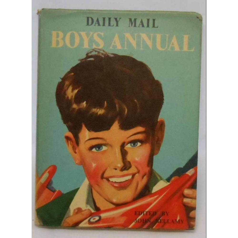 Preview of the first image of Daily Mail Boys Annual.