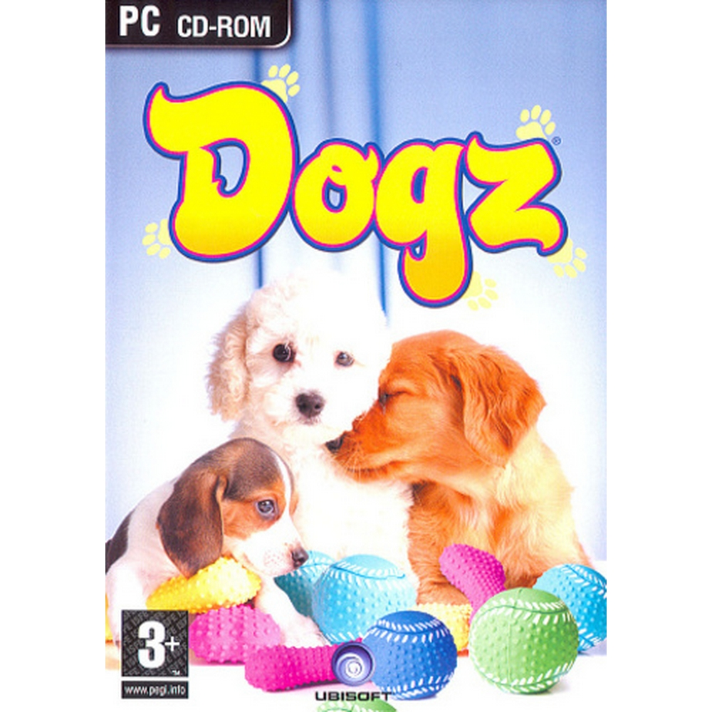 Preview of the first image of Dogz.