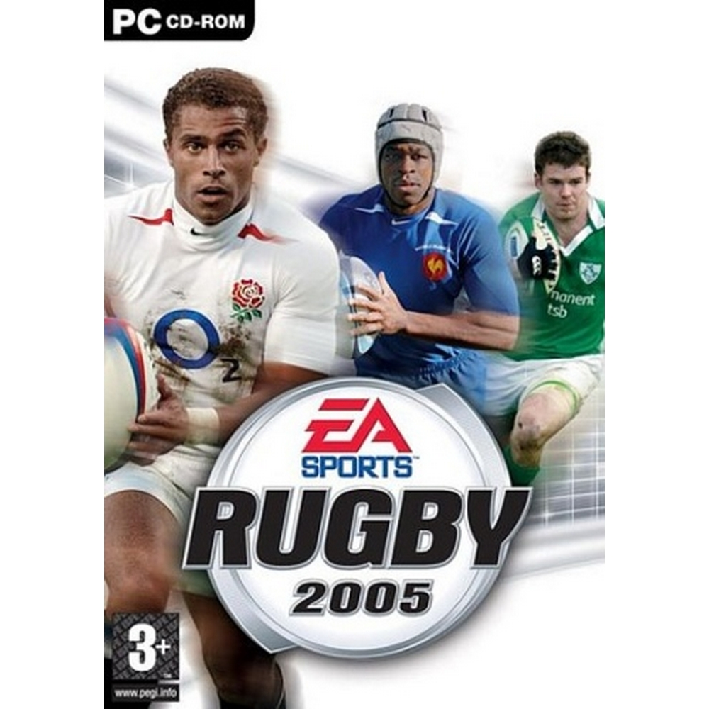 Preview of the first image of Rugby 2005.