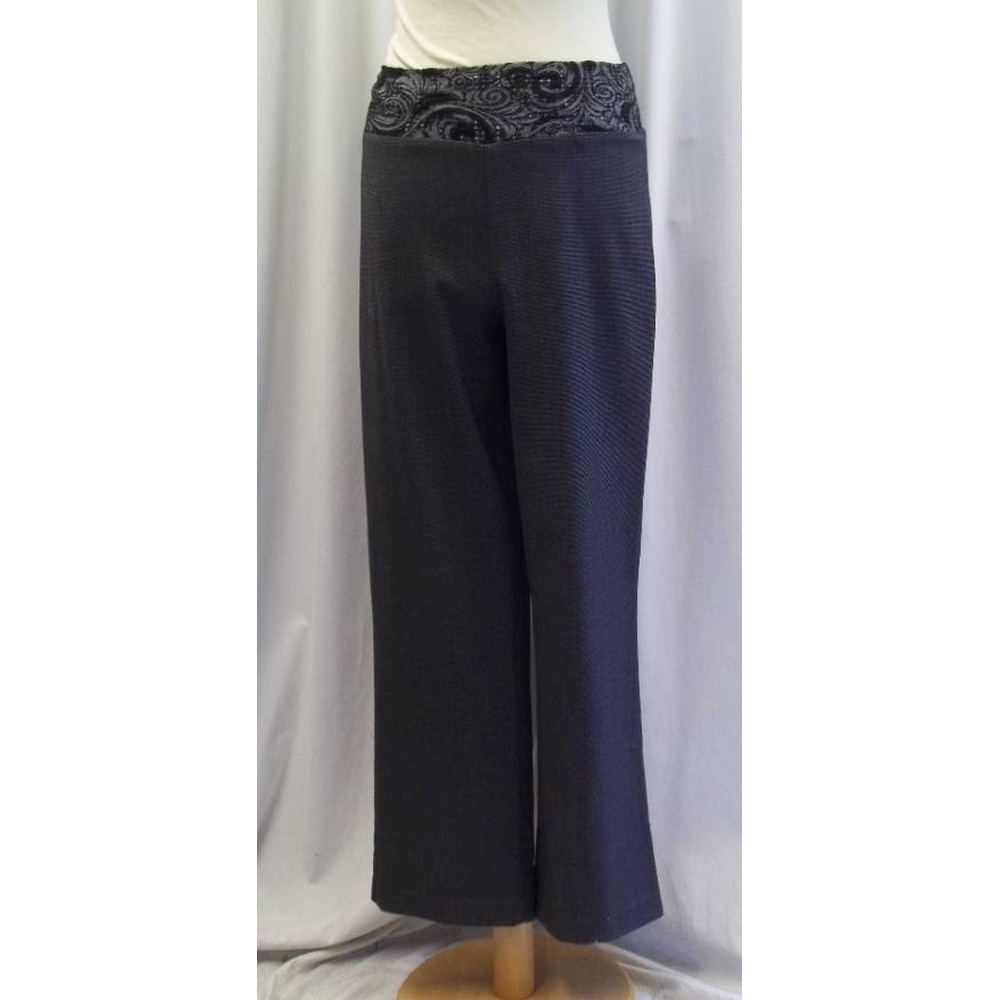 Preview of the first image of Out of Xile Trousers Grey Size: S.