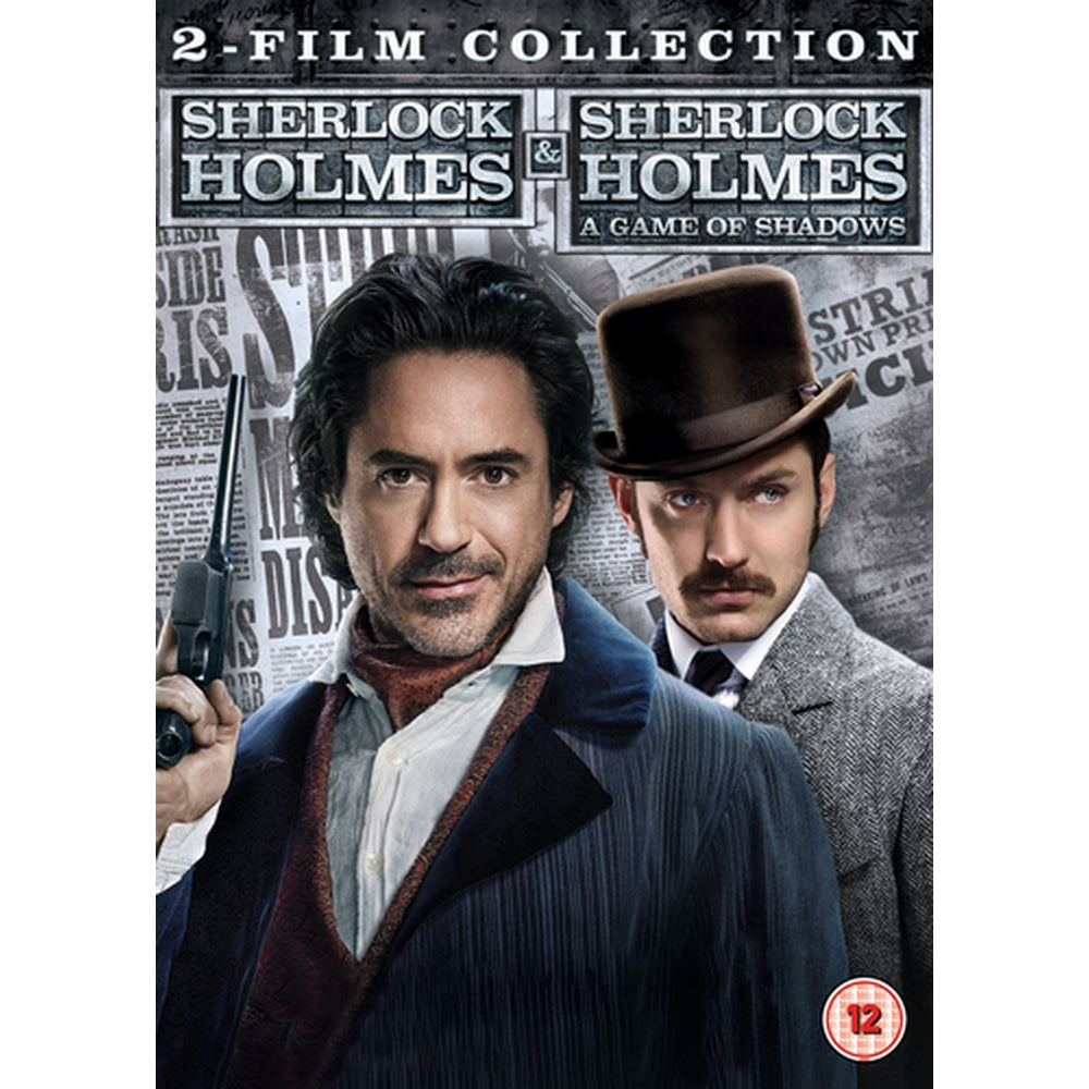 Preview of the first image of Sherlock Holmes/Sherlock Holmes: A Game of Shadows.