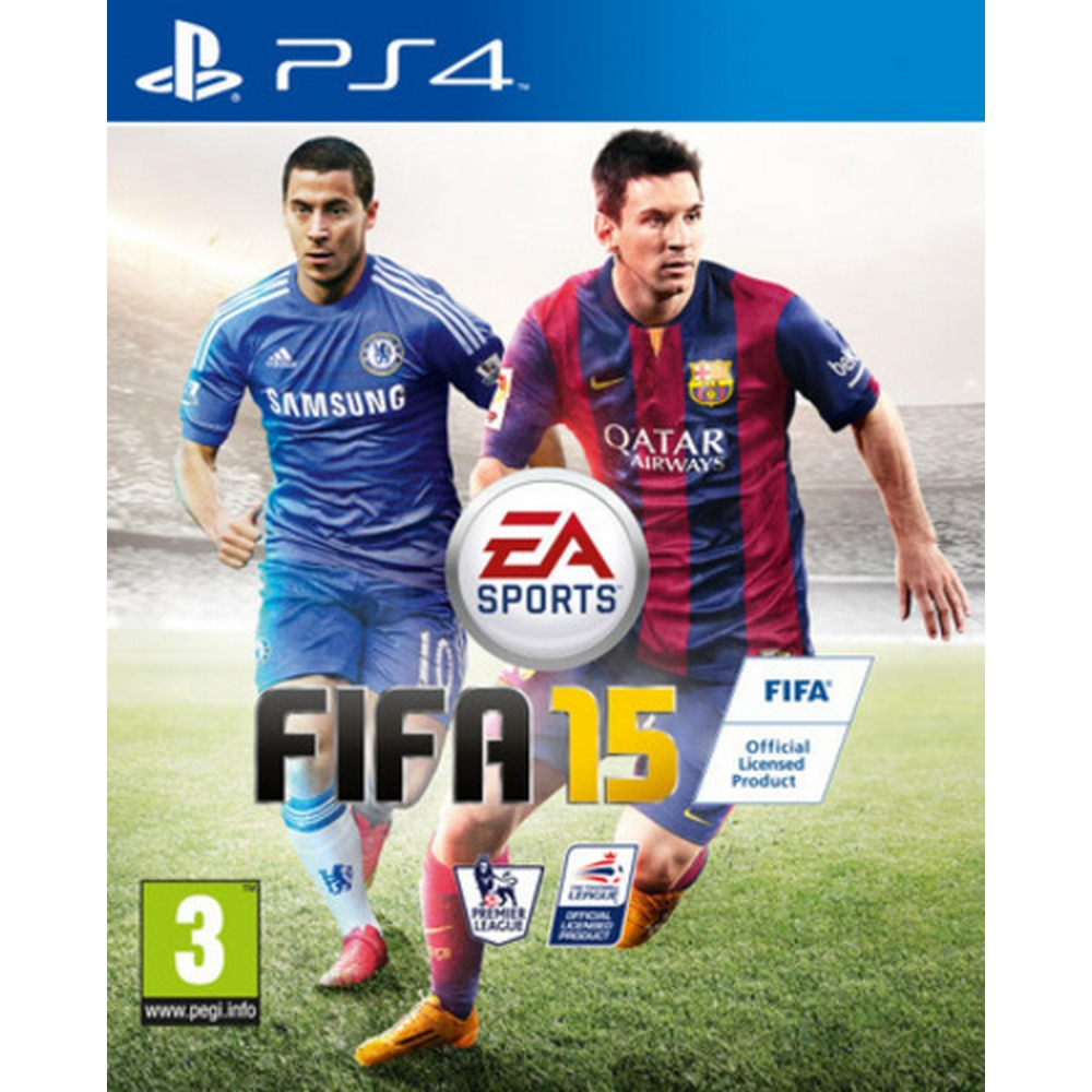 Preview of the first image of FIFA 15.