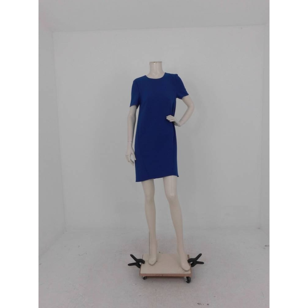 Preview of the first image of Whistles Shift Dress Yale Blue Size: 8.