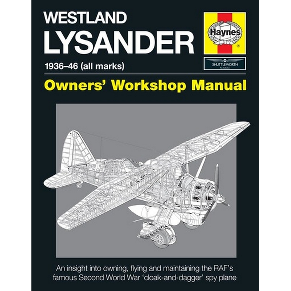 Preview of the first image of Westland Lysander.