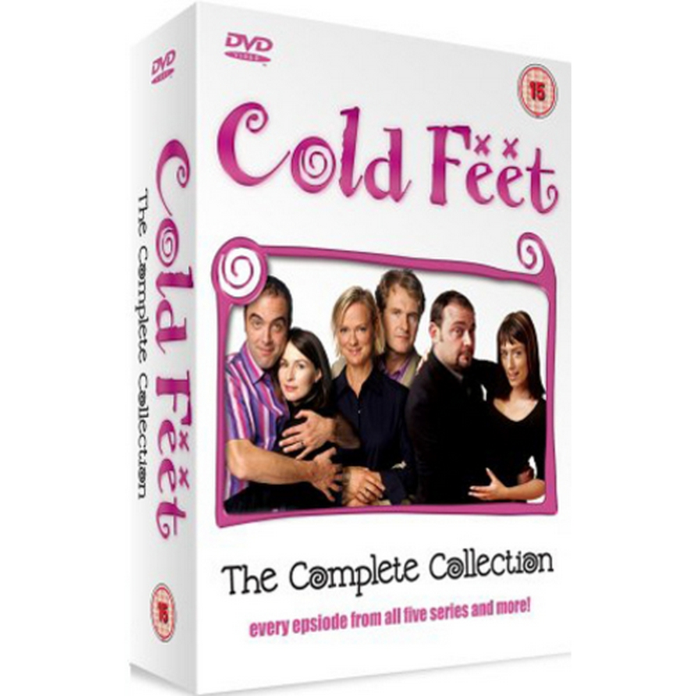 Preview of the first image of Cold Feet: The Complete Collection.
