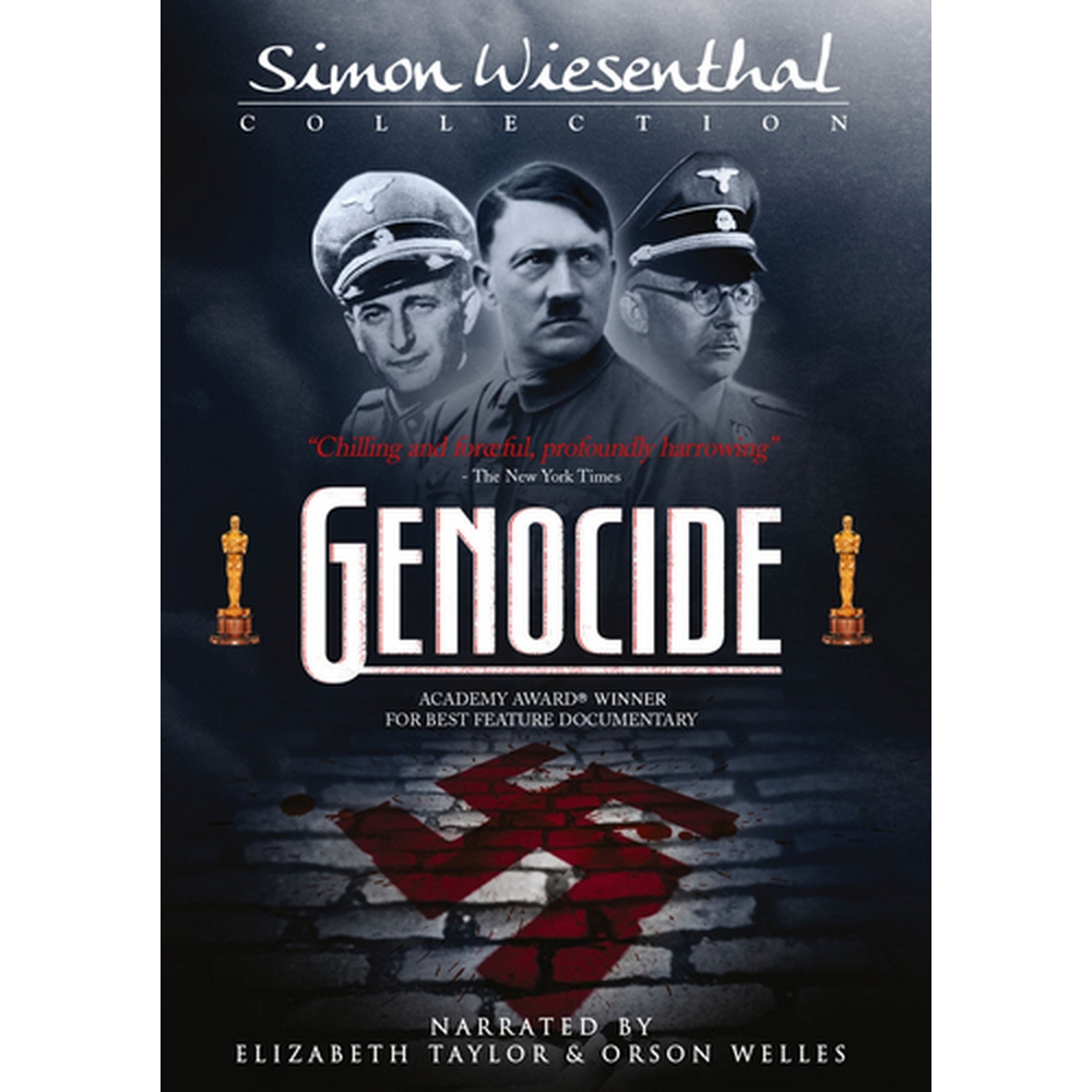 Preview of the first image of Genocide DVD.