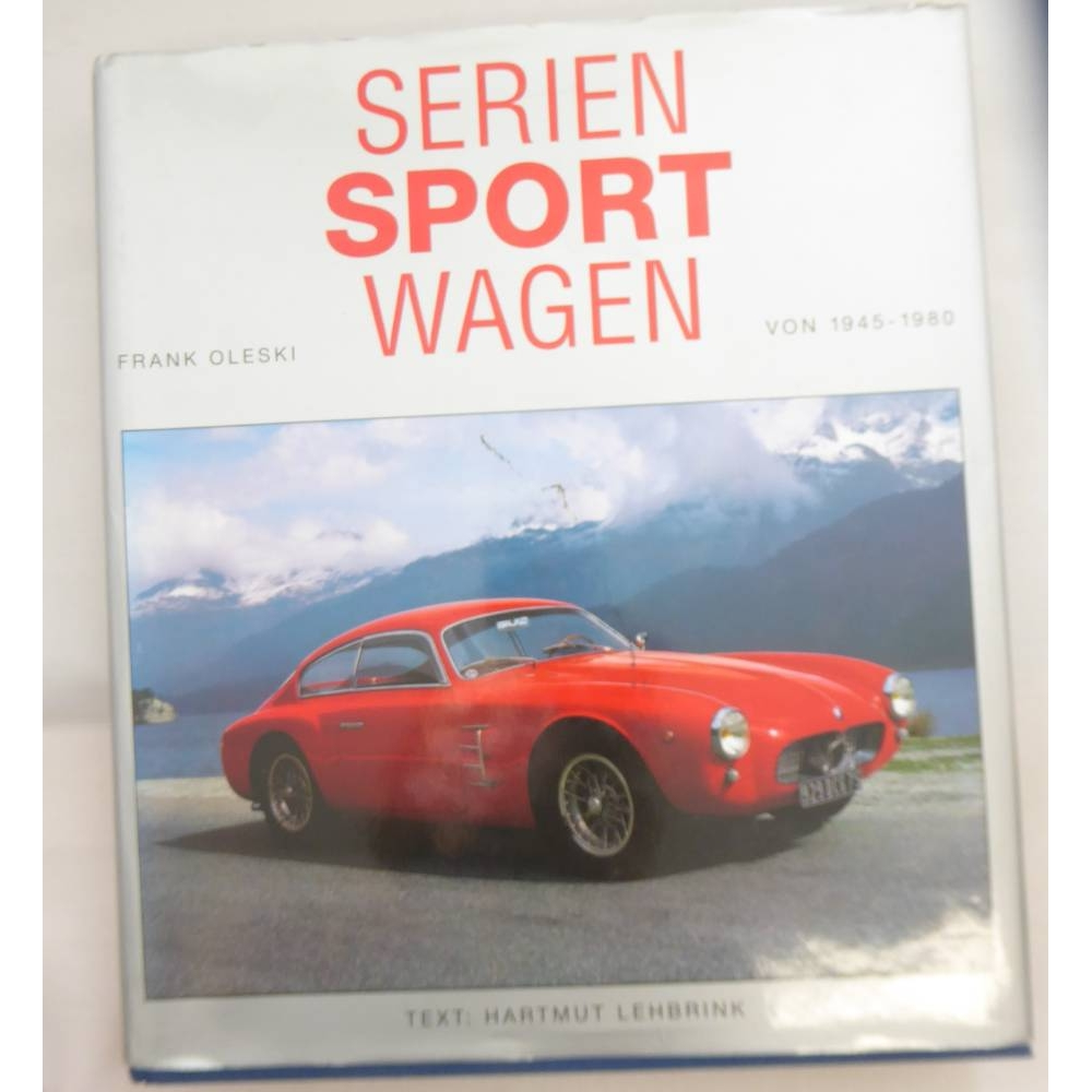 Preview of the first image of Serien Sport Wagen.
