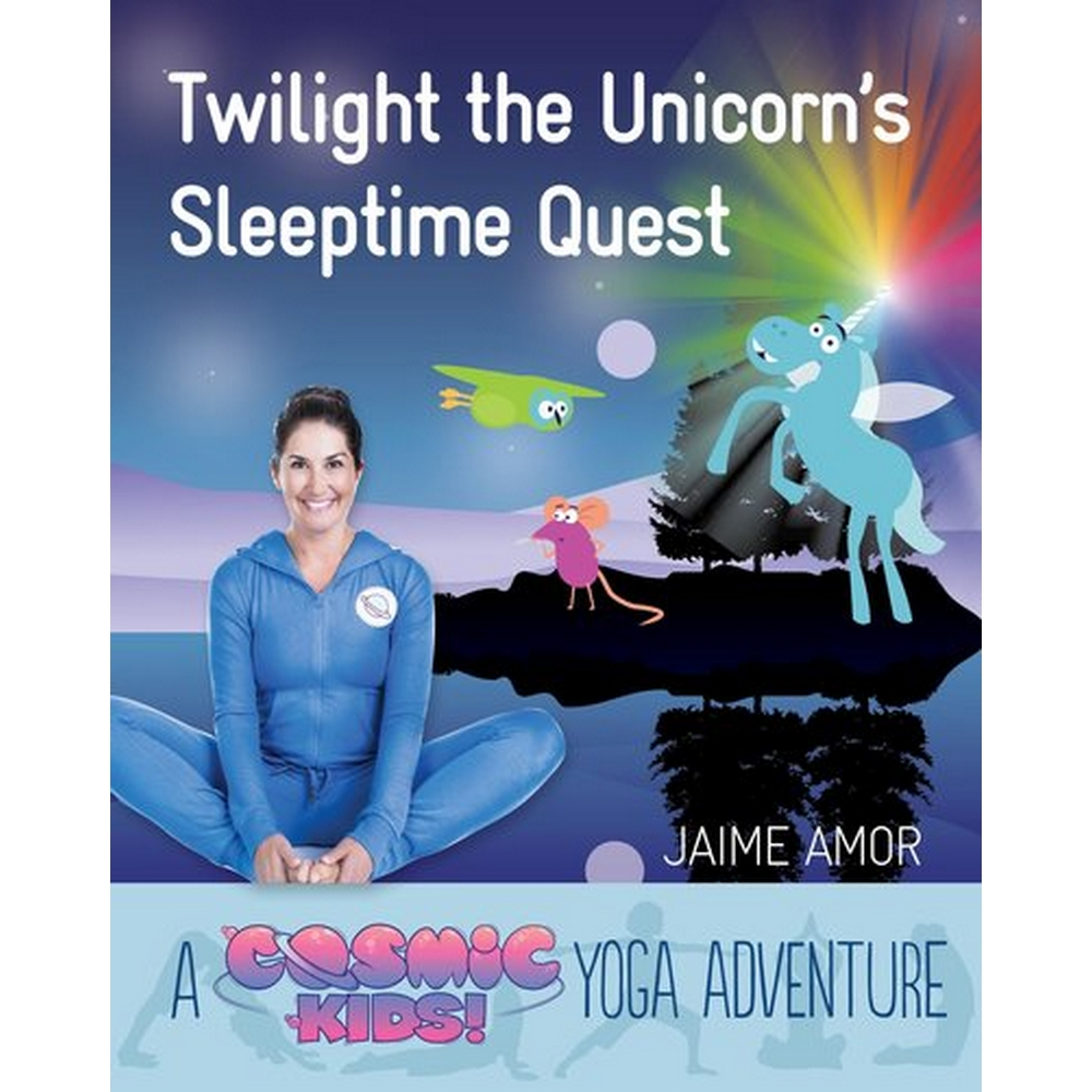 Preview of the first image of Twilight the unicorn's sleeptime quest.