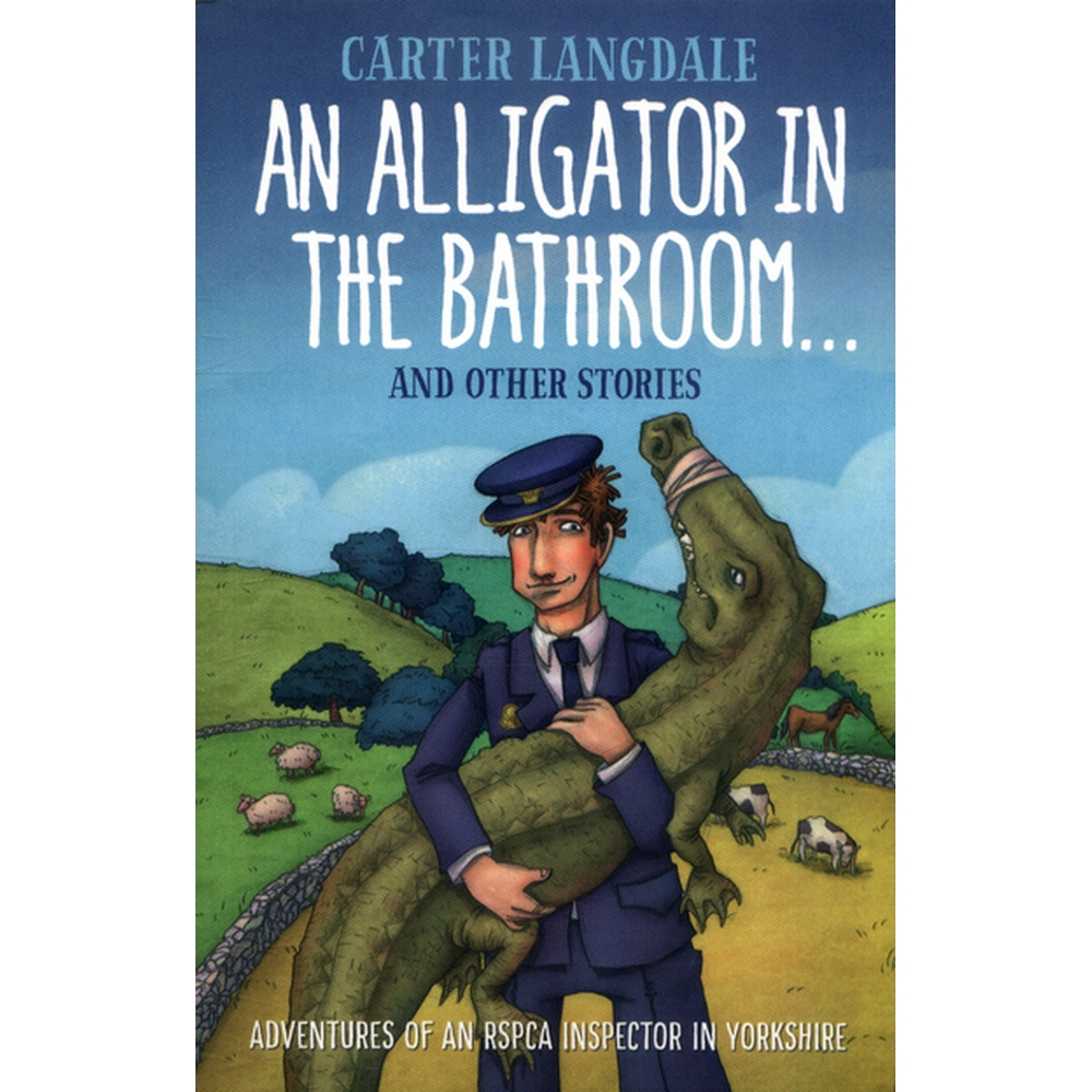 Preview of the first image of An alligator in the bathroom... and other stories.