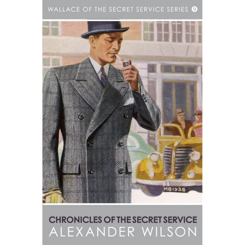 Preview of the first image of Chronicles of the Secret Service.