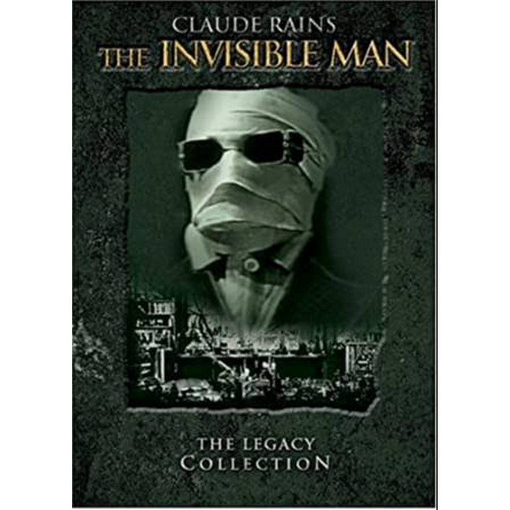 Preview of the first image of The Invisible Man: Complete Legacy Collection.