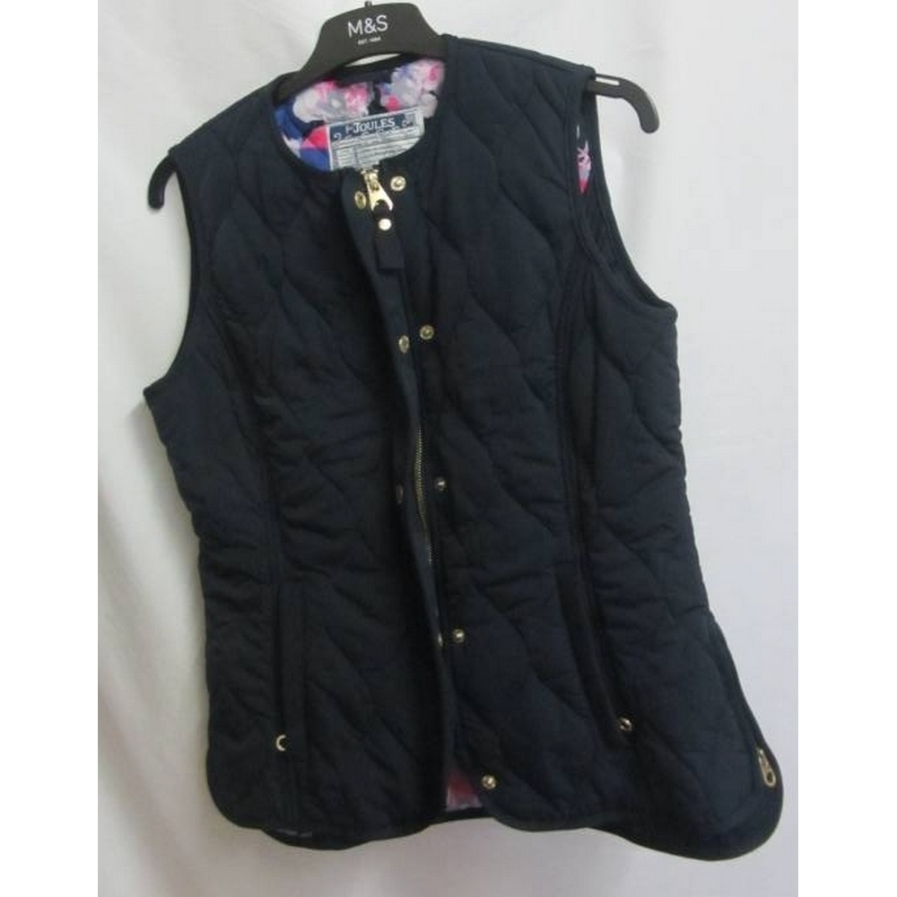 Preview of the first image of JOULES Jacket/coat Black Size: 10.