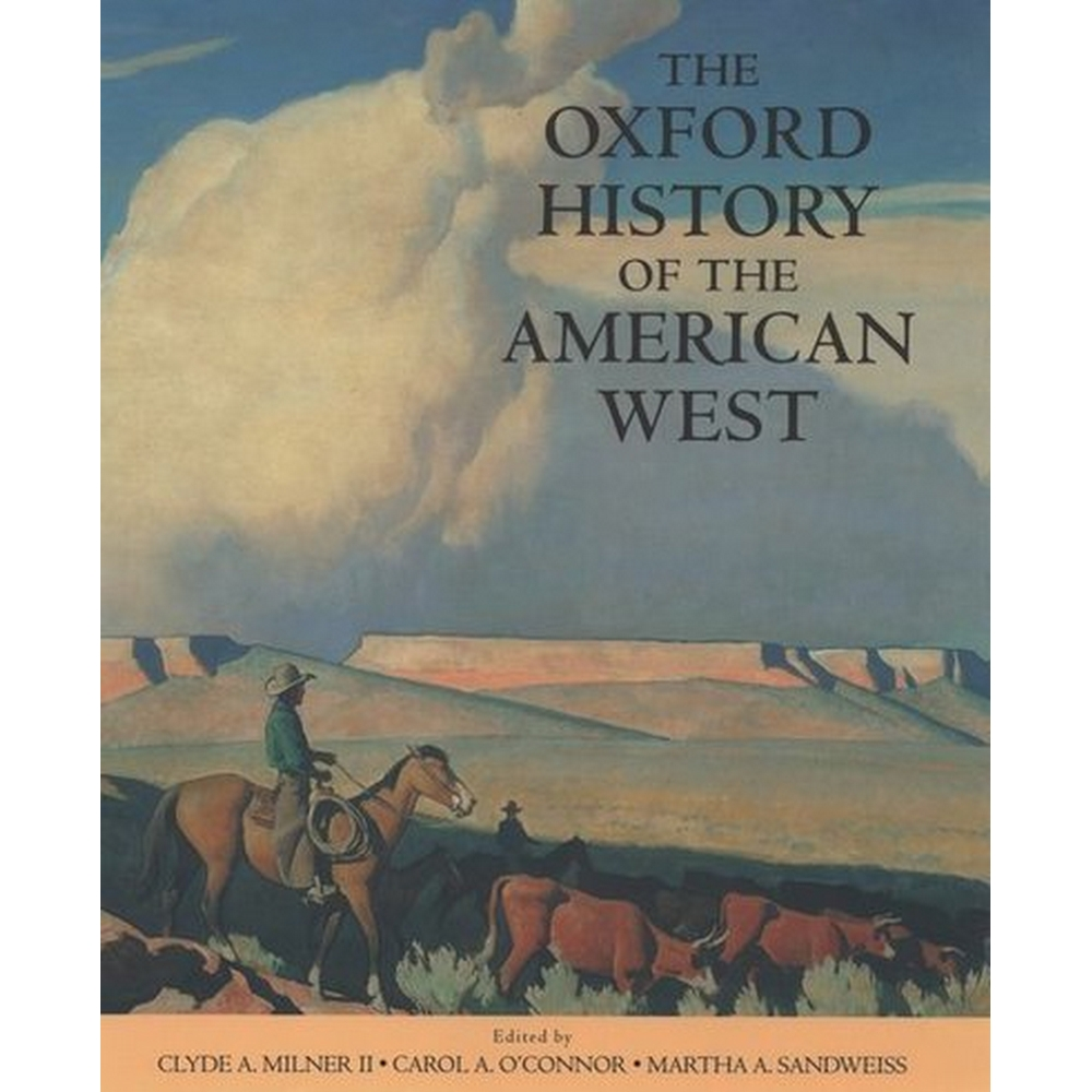 Preview of the first image of The Oxford history of the American West.