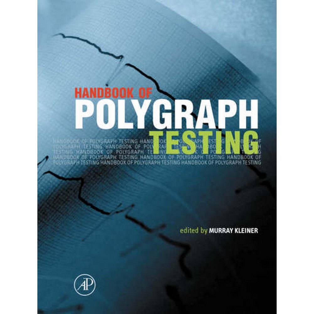 Preview of the first image of Handbook of polygraph testing.