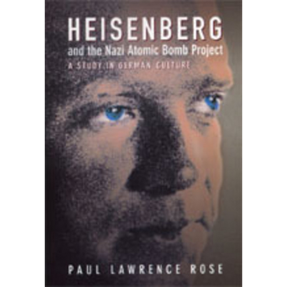 Preview of the first image of Heisenberg and the Nazi atomic bomb project.