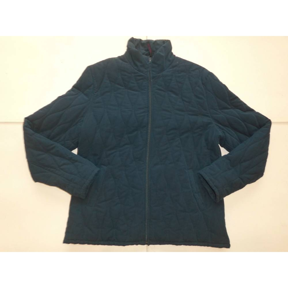 Preview of the first image of Jack Murphy jacket blue Size: 16.
