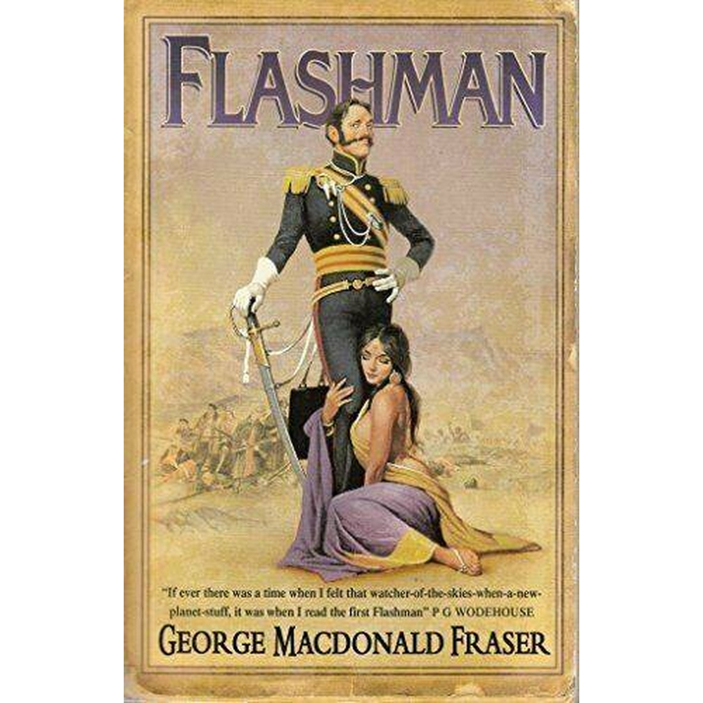 Preview of the first image of Flashman.