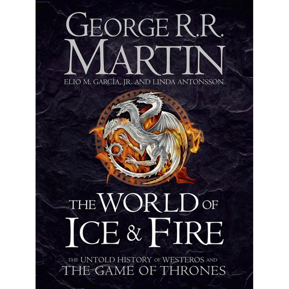 Preview of the first image of The World of Ice & Fire.