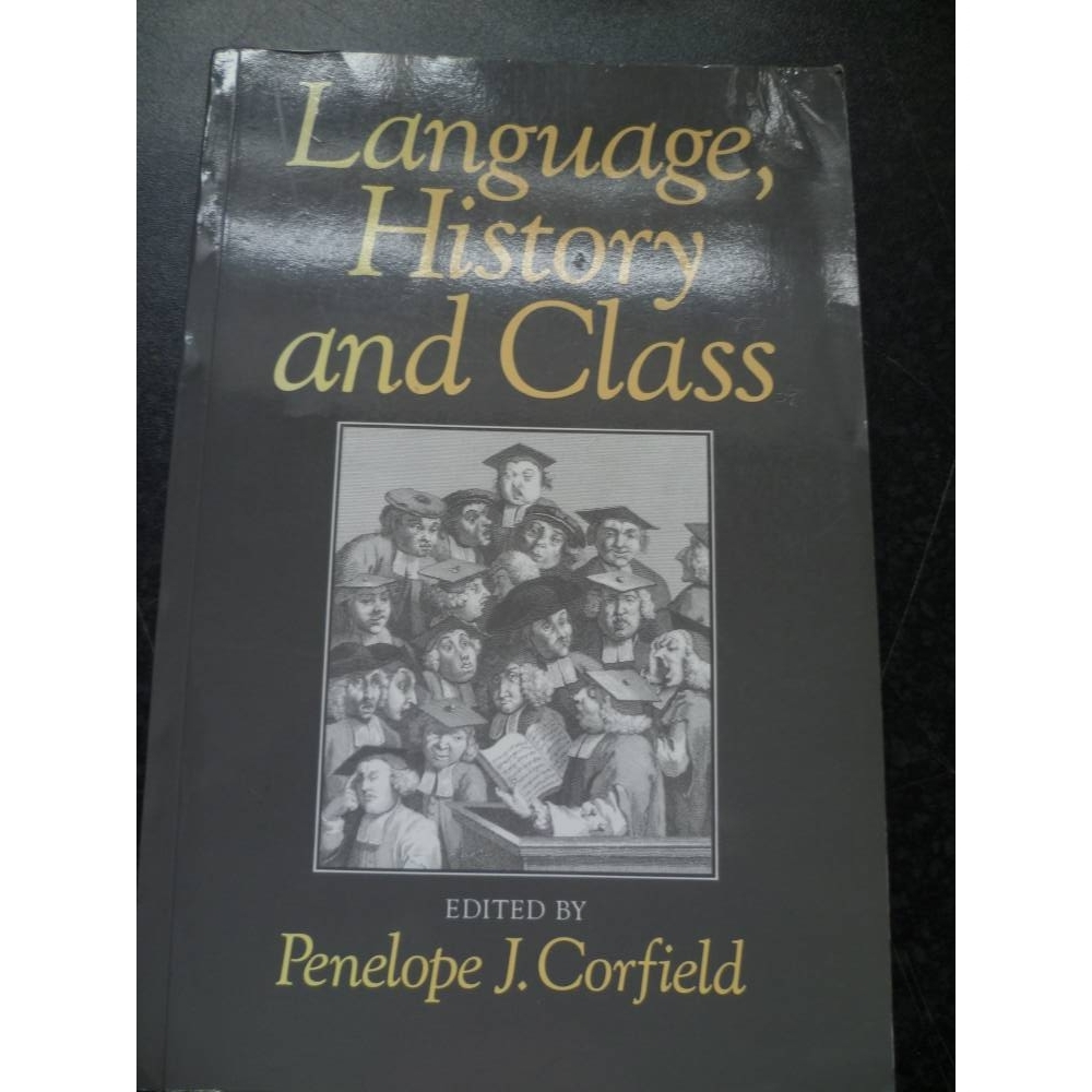 Preview of the first image of Language, History and Class.