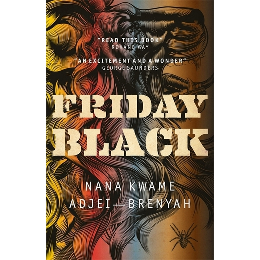 Preview of the first image of Friday Black - Signed Copy.