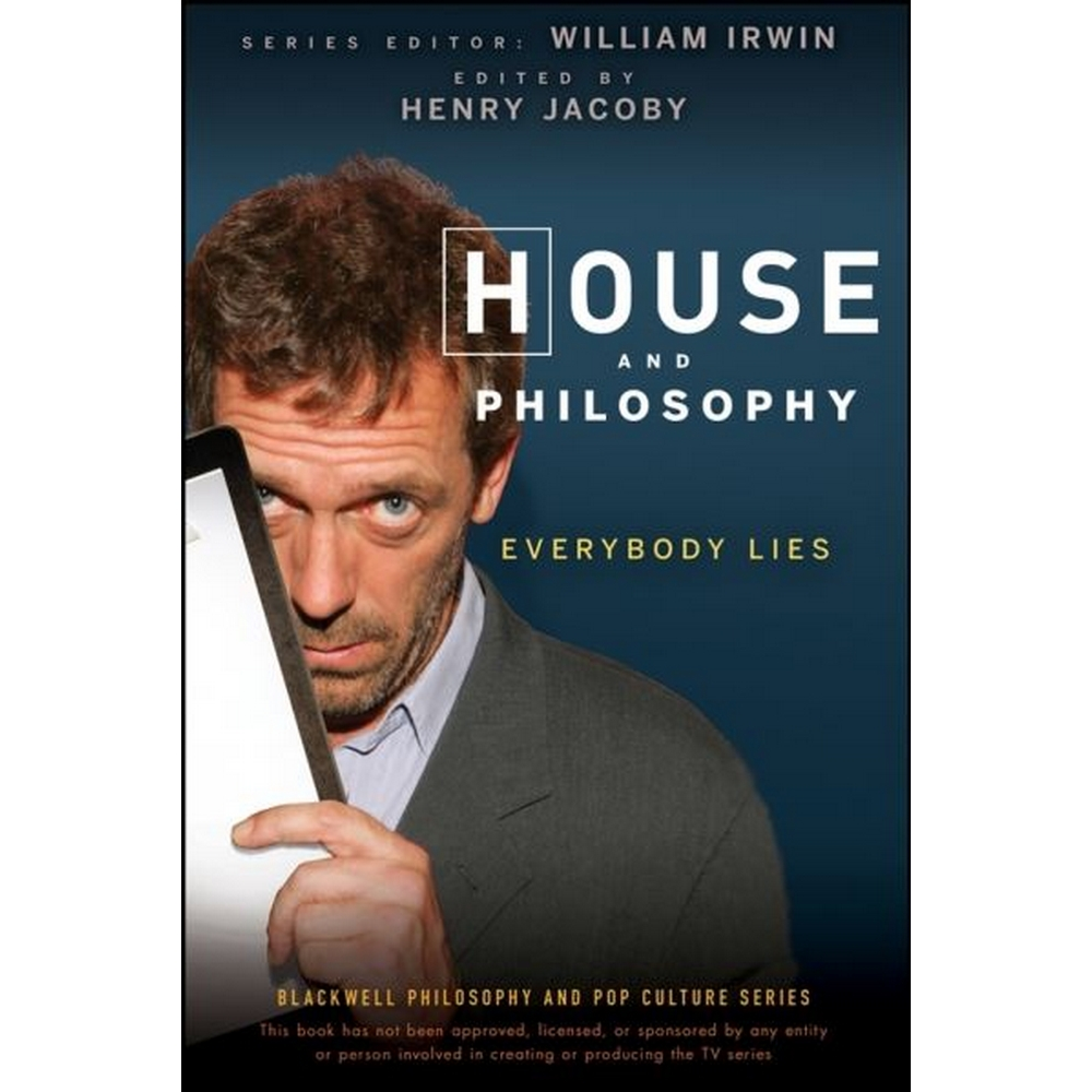 Preview of the first image of House and philosophy.