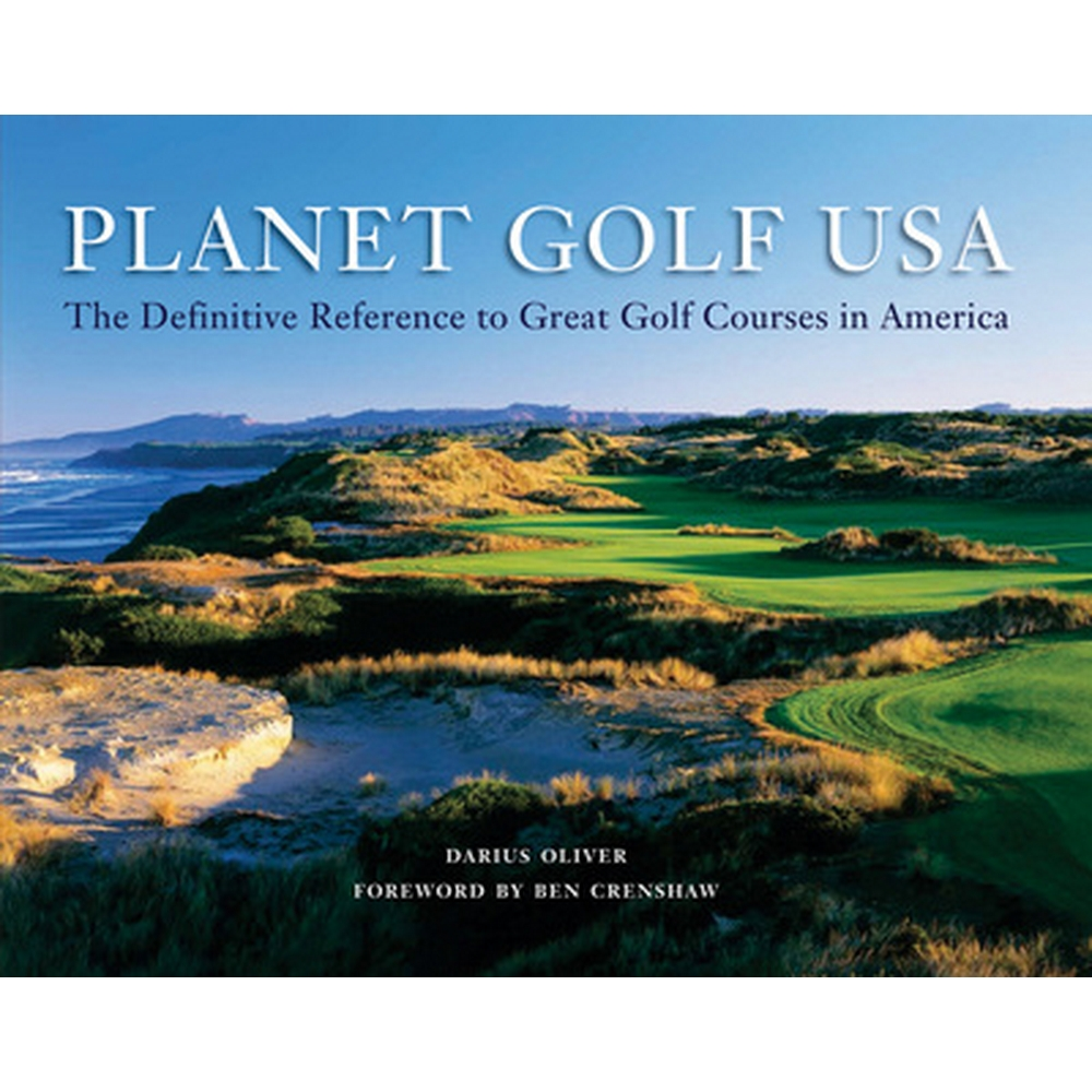 Preview of the first image of Planet golf USA.