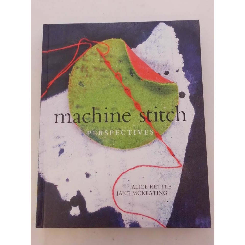 Preview of the first image of Machine Stitch: Perspectives.