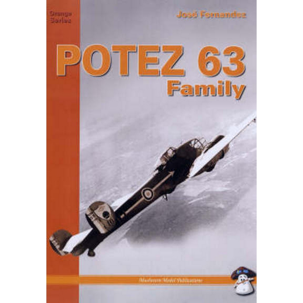 Preview of the first image of Potez 63 family.