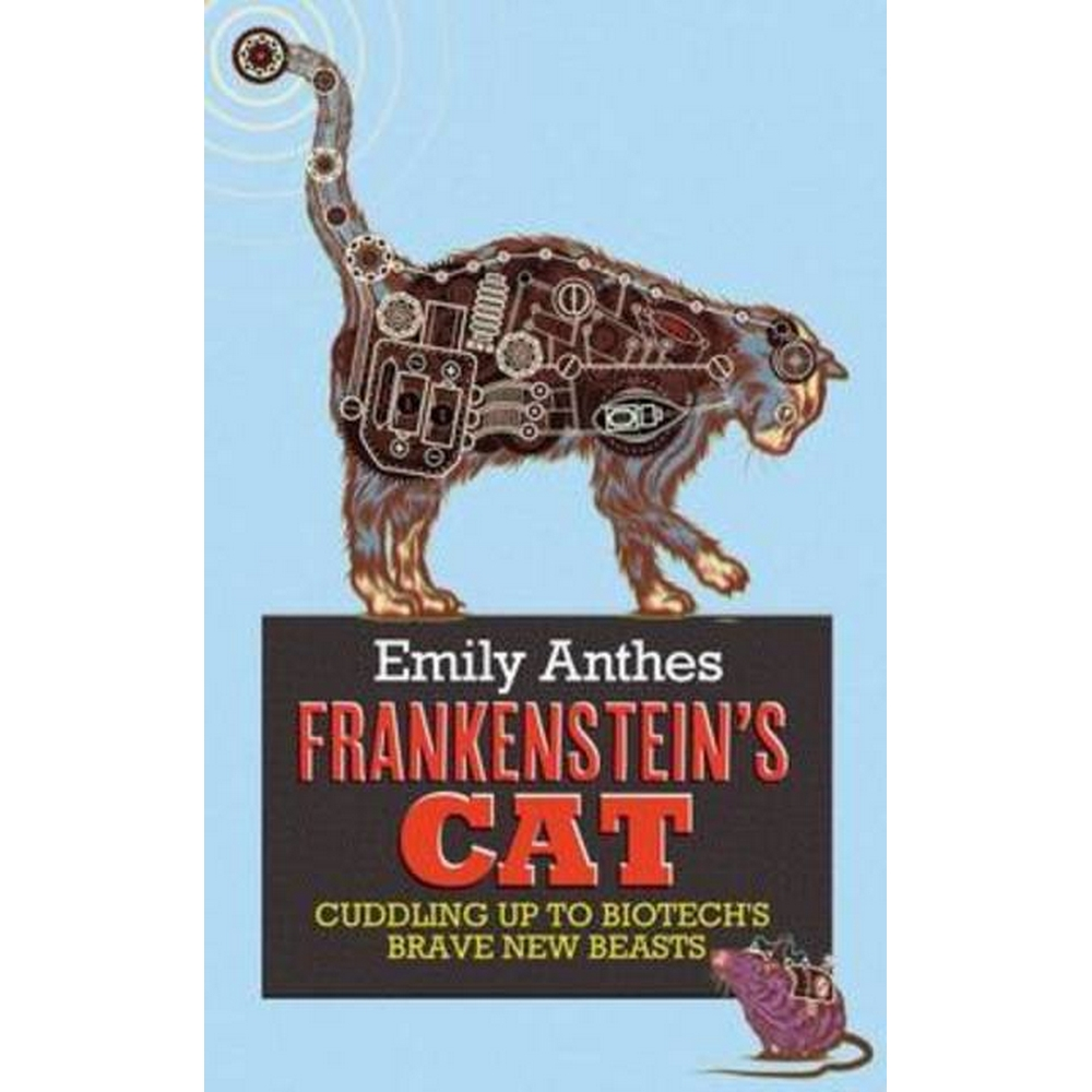 Preview of the first image of Frankenstein's Cat.
