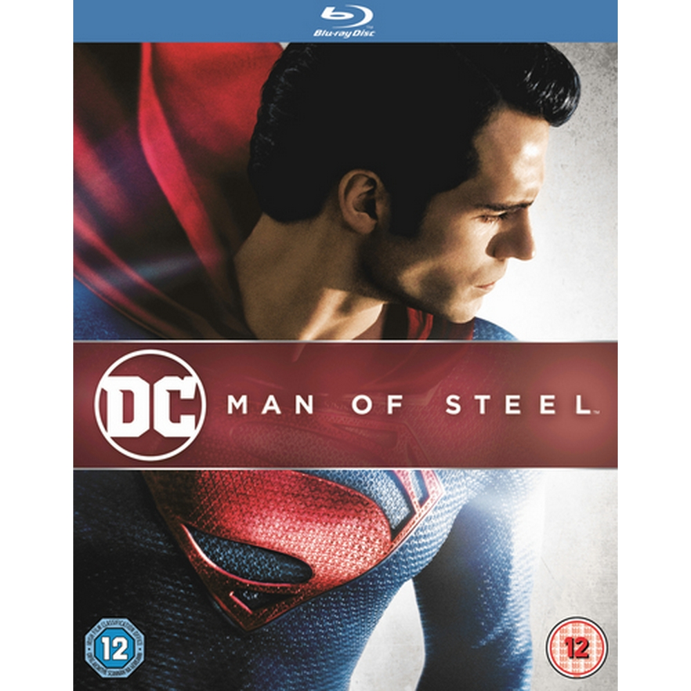 Preview of the first image of Man of Steel.