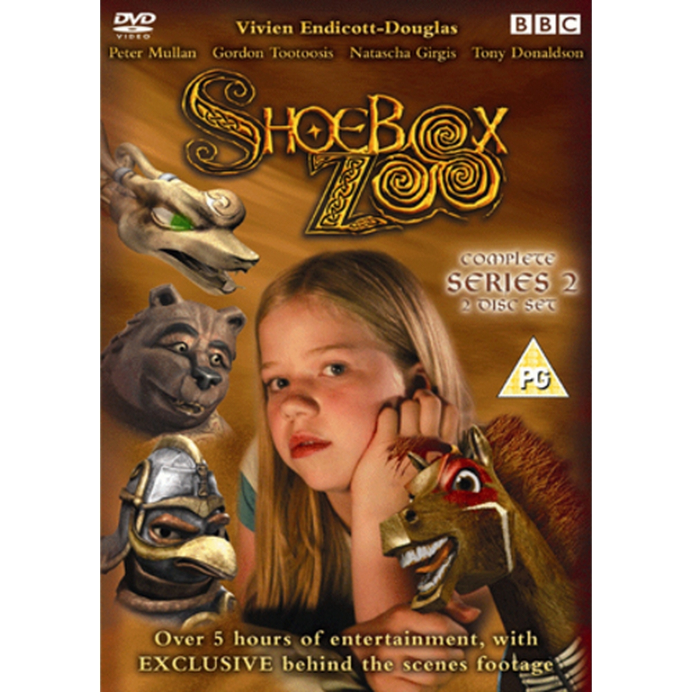 Preview of the first image of Shoebox Zoo: Series 2.