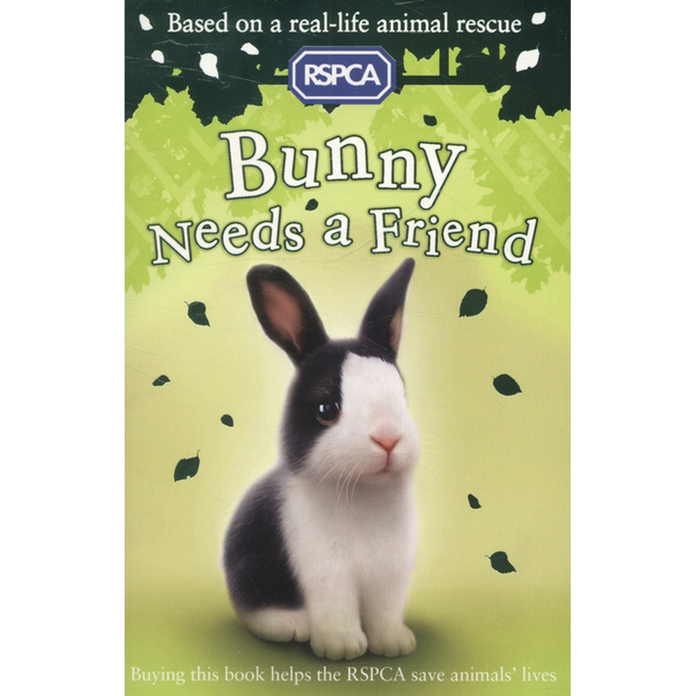 Preview of the first image of Bunny needs a friend.