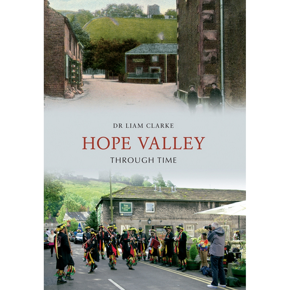 Preview of the first image of Hope Valley Through Time.