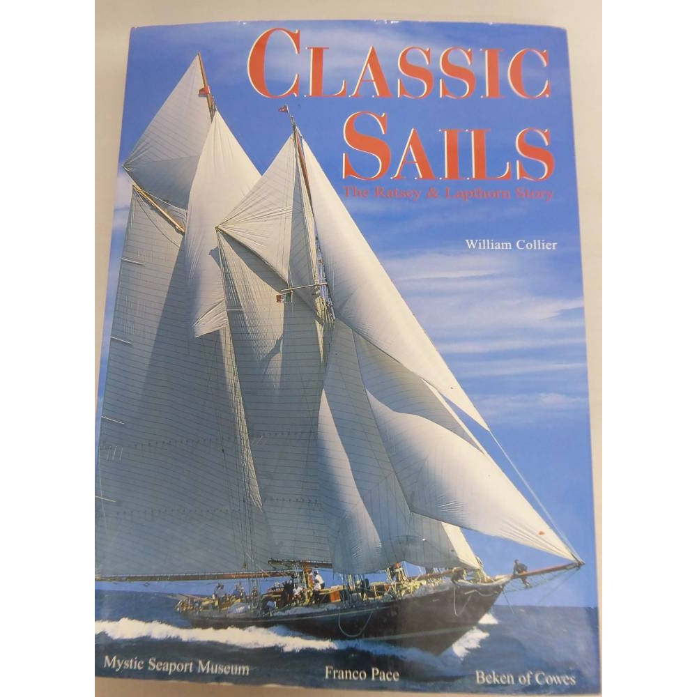Preview of the first image of Classic Sails: The Ratsey & Lapthorn Story.