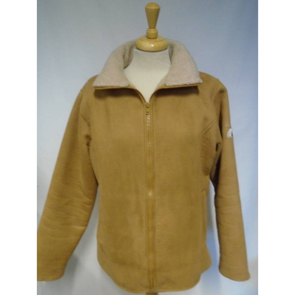Preview of the first image of Jack Murphy Outdoor outdoor jacket camel Size: M.