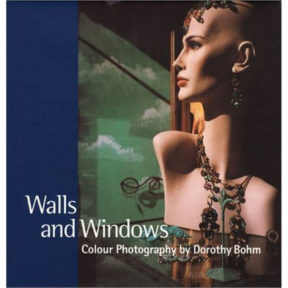 Preview of the first image of Walls and Windows by Dorothy Bohm (Signed, 1998).