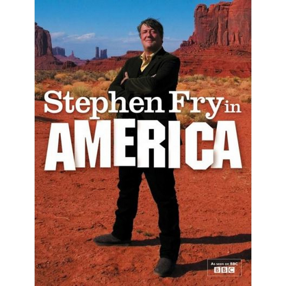 Preview of the first image of Stephen Fry in America.