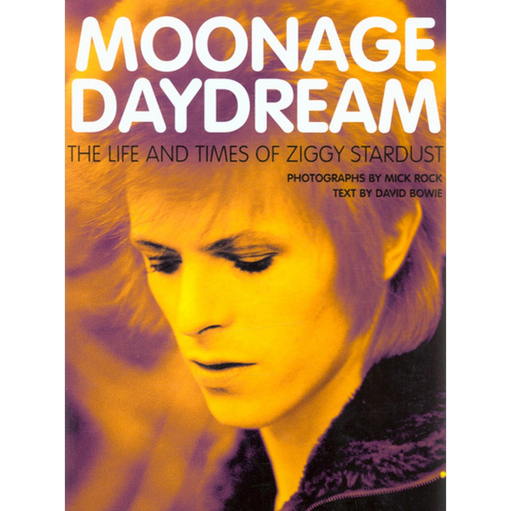 Preview of the first image of Moonage daydream.