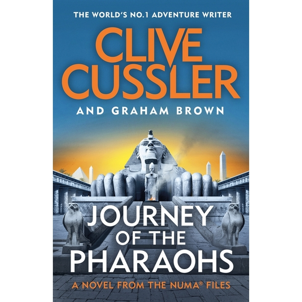 Preview of the first image of Journey of the Pharaohs.